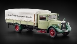 Mercedes Benz LKW 2750 Renntransporter